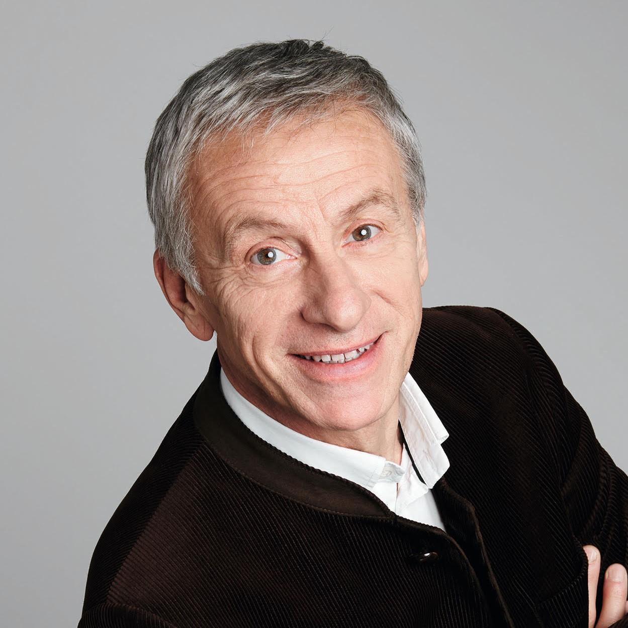 Portrait deJean-Christophe RUFIN - parrain du Salon du Livre de Royat-Chamalières 2020 crédit photo Pascal Ito éditions Flammarion